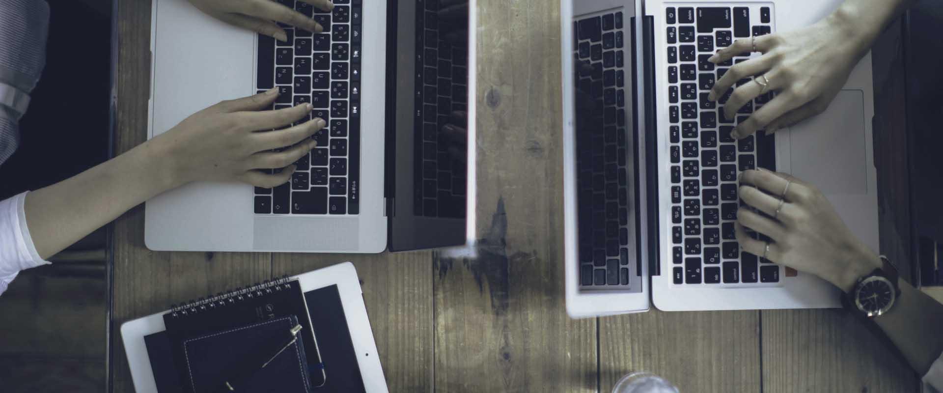 ホームページや広告やチラシ、有効活用できていますか?